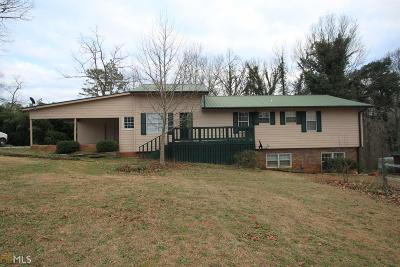 Elbert County, Franklin County, Hart County Single Family Home New: 355 Taylor St