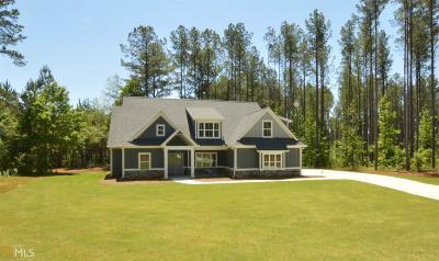 Senoia Single Family Home New: Glazier Rd #1