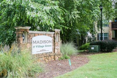 Smyrna Condo/Townhouse New: 602 Madison Ln