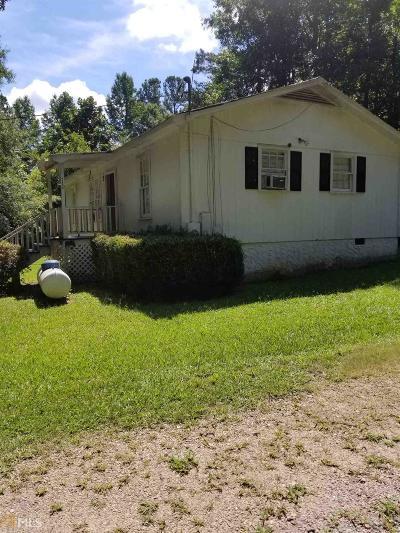 Carroll County Single Family Home New: 1240 Lake Paradise Rd