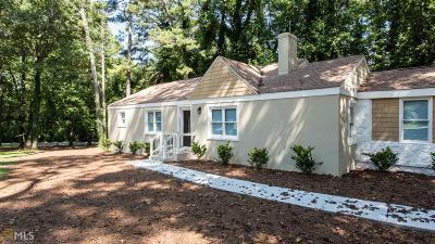 Atlanta Single Family Home New: 1775 SW Campbellton