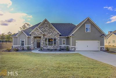 Senoia Single Family Home Contingent With Kickout: 130 Kenwood Trl