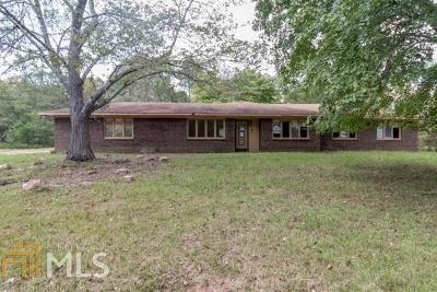 Shiloh Single Family Home For Sale: 16331 Georgia Hwy 85