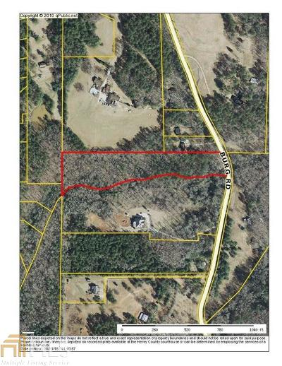 Residential Lots & Land For Sale: 192 Burg Rd