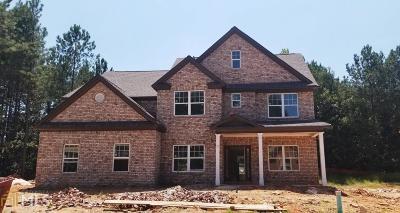 Atlanta Single Family Home New: 5390 Hennessy Cir