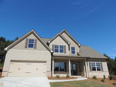 Hoschton Single Family Home New: 849 Joy Dr #87