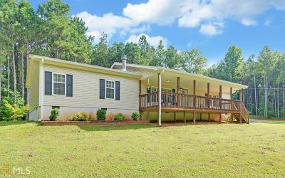 Franklin County Single Family Home Under Contract: 2441 McFarlin Bridge Rd