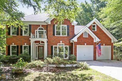 Roswell Single Family Home Under Contract: 1135 Lea Dr