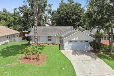 St. Marys Single Family Home Under Contract: 209 McQueen