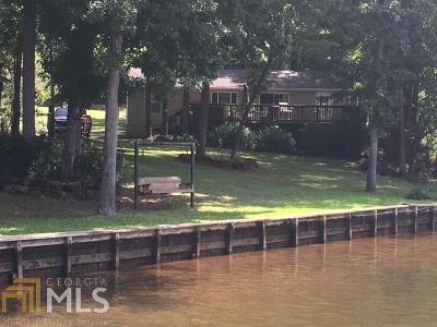 Milledgeville, Sparta, Eatonton Single Family Home New: 197 Black Oak Dr