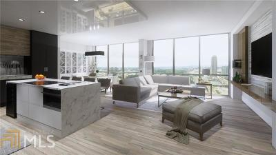 1280 West, 1280 West Condo, 1280 West Peachtree Condo/Townhouse For Sale: 1280 W Peachtree St #PHB