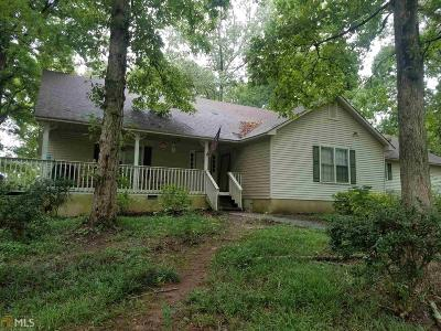Williamson Single Family Home For Sale: 3491 Bethany Church Rd