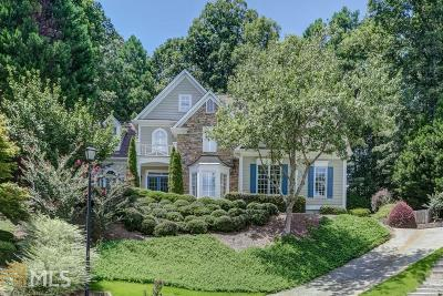 Johns Creek Single Family Home New: 325 Bailey Vista Ct