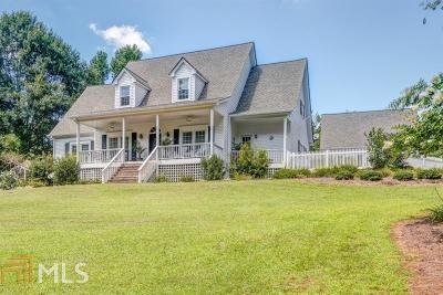 Woodstock Single Family Home New: 875 Jep Wheeler Rd