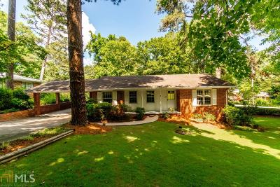 Decatur Single Family Home New: 1377 Oak Grove Dr