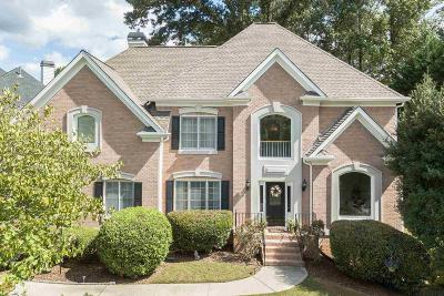 Johns Creek Single Family Home New: 10605 Sugar Crest Ave