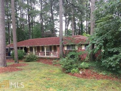Atlanta Single Family Home New: 3071 Randolph Rd