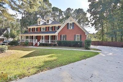 Snellville Single Family Home New: 3500 Frankfurt Ct