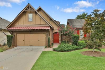 Newnan Single Family Home New: 40 Crestwicke Ct