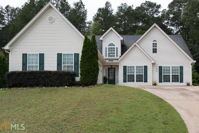 Hoschton Single Family Home New: 125 Maple Leaf Ct