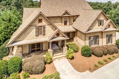 Gainesville Single Family Home New: 4511 Fawn Path