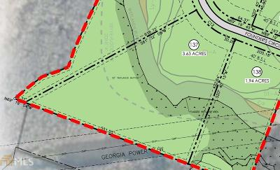Statesboro Residential Lots & Land For Sale: 137 Founders Way