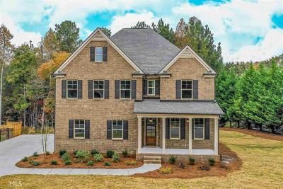 Douglasville Single Family Home New: 7391 River Walk Dr