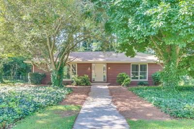 Norcross Single Family Home Under Contract: 4432 N Shore