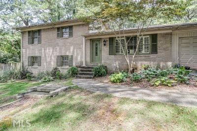 Chamblee Single Family Home Under Contract: 2894 Appling Cir