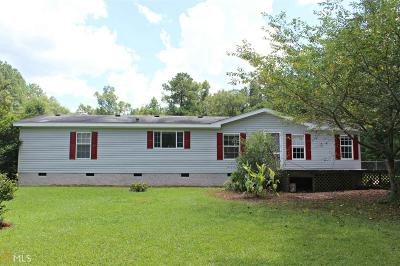 Monroe County Single Family Home Under Contract: 6125 Highway 83