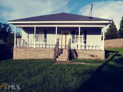 Douglasville Single Family Home Under Contract: 6305 Brown St