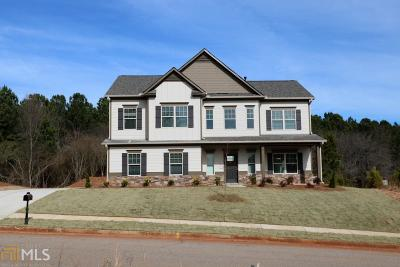 Monroe, Social Circle, Loganville Single Family Home For Sale: 1610 Highland Creek Dr