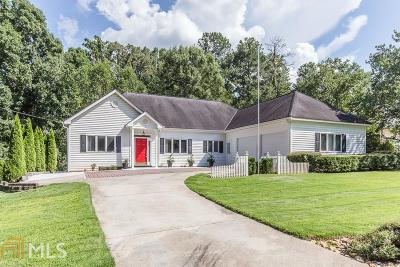 Conyers Single Family Home New: 2621 Darlington Ct
