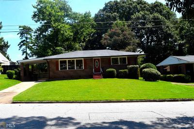Atlanta Single Family Home New: 797 Casplan St