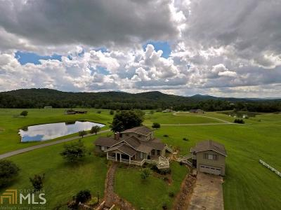 Blairsville Single Family Home New: 106 Valley Farms Rd #22
