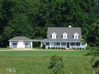 Carroll County Single Family Home For Sale: 4141 Tyus Carrollton Rd