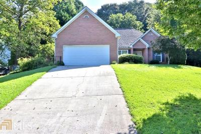 Grayson Single Family Home Under Contract: 2425 Tribble Creek Cv