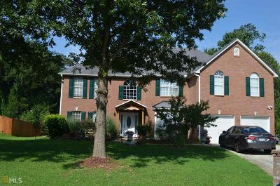 Decatur Single Family Home New: 3080 Kings Glen Trl