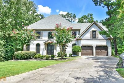 Alpharetta Single Family Home Under Contract: 935 Waters Reach Ct