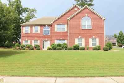Conyers Single Family Home New: 2200 Anise Ct