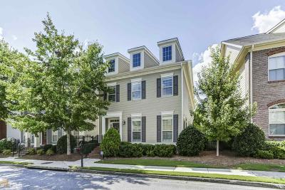 Smyrna Single Family Home New: 4553 Wilkerson Pl