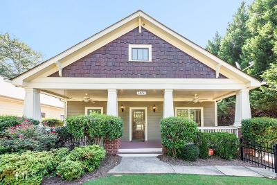 East Point Single Family Home Under Contract: 3450 Harrison Rd