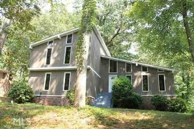 Stone Mountain GA Single Family Home Sold: $157,000