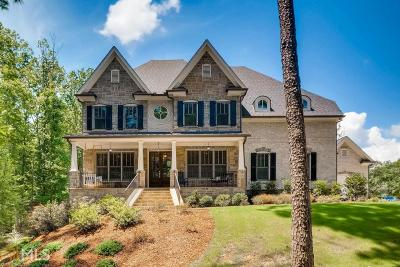 Roswell Single Family Home New: 13030 Lum Crowe Rd