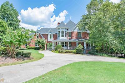 Fayette County Single Family Home New: 160 Acton Dr