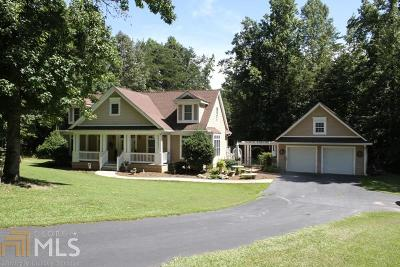 Dahlonega Single Family Home New: 167 Robins Ln
