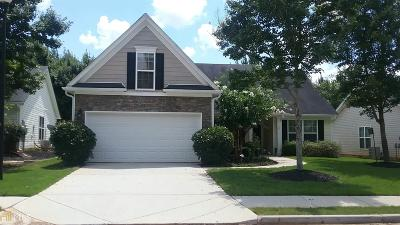 Newnan Single Family Home Under Contract: 326 Hunterian Pl