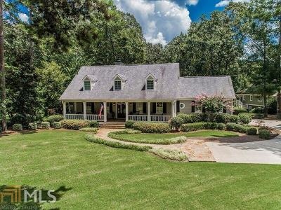 Milledgeville, Sparta, Eatonton Single Family Home For Sale: 105 S Look Ln