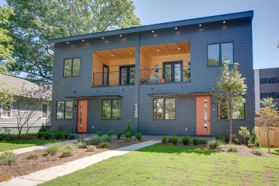 Atlanta Condo/Townhouse New: 129 Holiday Ave #B