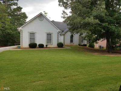Conyers Single Family Home New: 2051 Weatherstone Cir